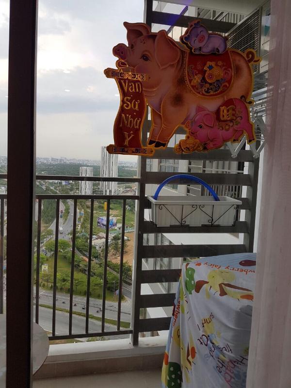 95cedc5120f9c7a79ee8 Cho thuê căn hộ The Sun Avenue 2PN, block 7, đầy đủ nội thất, diện tích 79m2, view đại lộ Mai Chí Thọ