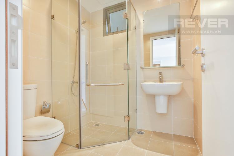 Toilet 1 Căn hộ Masteri Thảo Điền 2 phòng ngủ tầng thấp T5 nhà trống, chưa ở