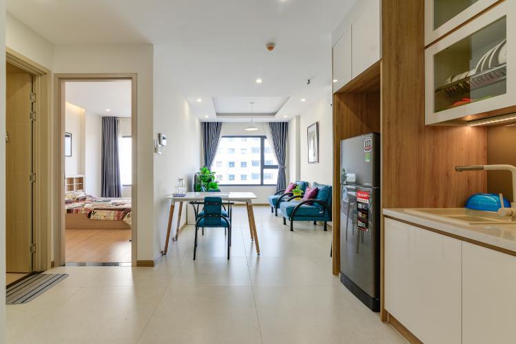 Cho thuê căn hộ New City Thủ Thiêm hướng Tây Bắc, diện tích 50m2, view sông
