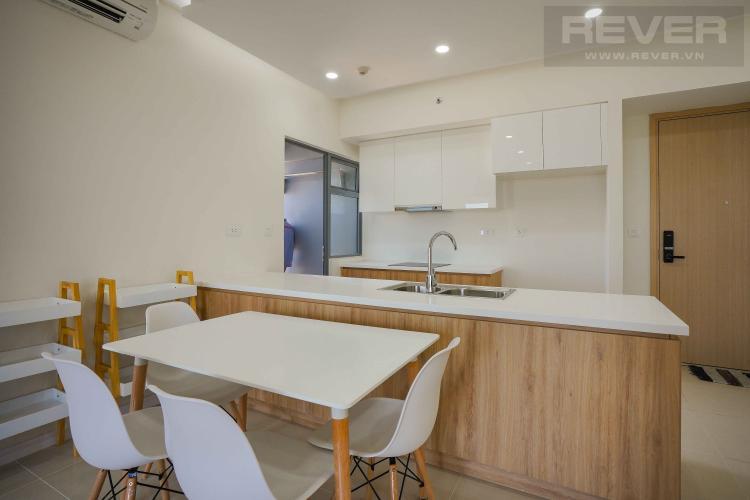 Phòng ăn và bếp căn hộ PALM HEIGHTS Cho thuê căn hộ Palm Heights 2PN, tầng trung, diện tích 85m2, đầy đủ nội thất, ban công Đông Bắc
