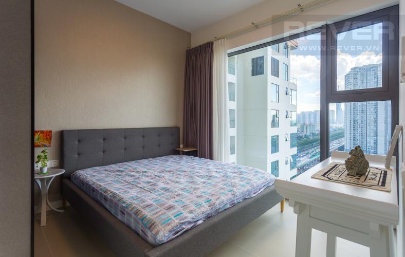 Phòng Ngủ Bán và cho thuê căn hộ Aspen Gateway Thảo Điền tầng cao, 1PN, đầy đủ nội thất