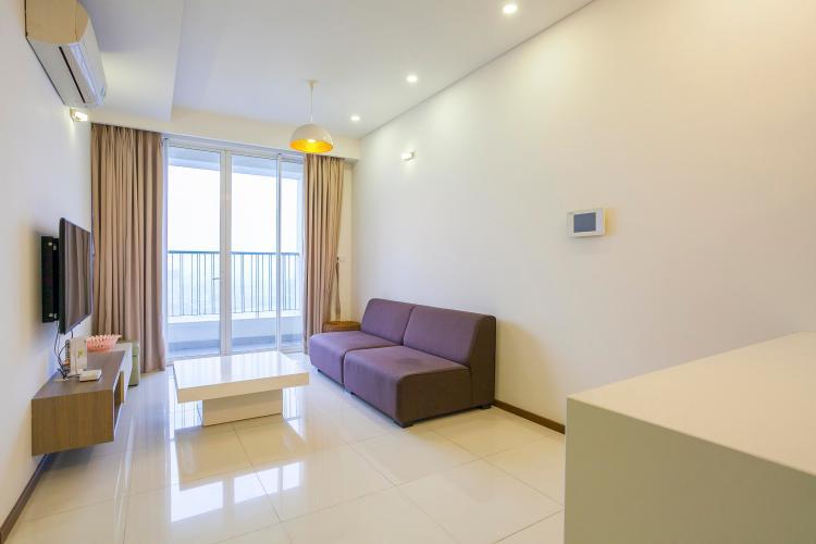 Căn hộ Thảo Điền Pearl 2 phòng ngủ tầng cao tháp B view sông