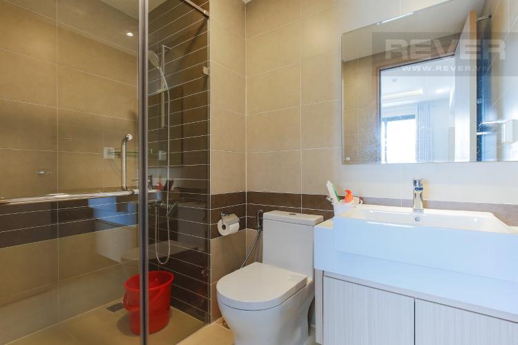Phòng Tắm 1 Căn hộ RiverGate Residence 2 phòng ngủ tầng cao tháp A view sông