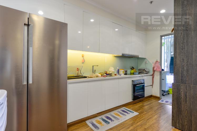 Bếp Bán căn hộ Vinhomes Central Park 3PN nội thất đầy đủ, có thể dọn vào ở ngay