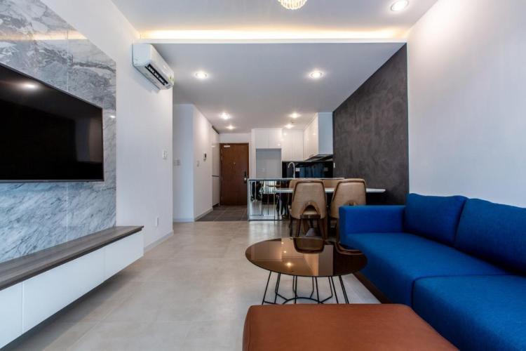 Bán căn hộ The Gold View 2 phòng ngủ, tháp A, diện tích 80m2, đầy đủ nội thất