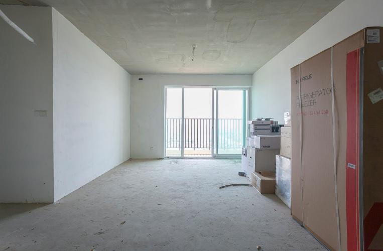 Tổng Quan Căn hộ Vista Verde 3 phòng ngủ tầng cao T2 nhà trống