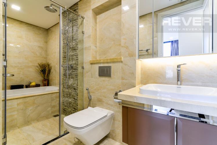 Phòng Tắm 2 Officetel Vinhomes Golden River tầng thấp, 2 phòng ngủ, full nội thất