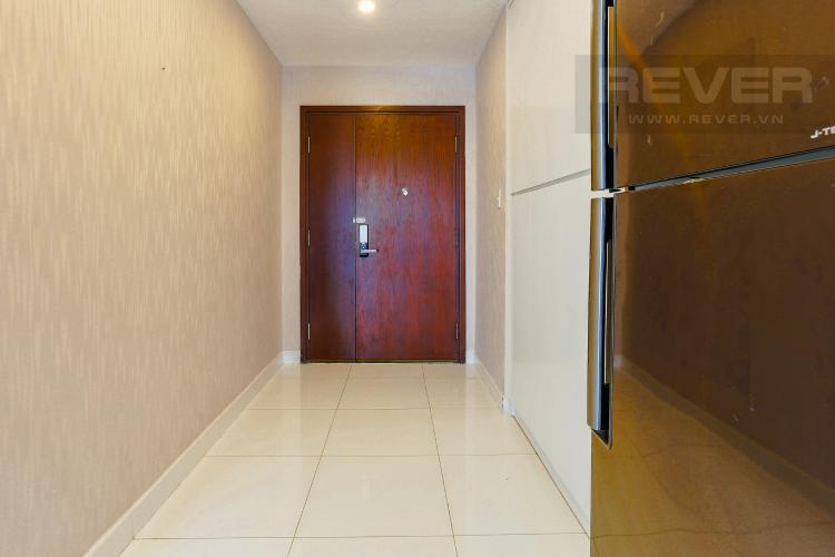 Lobby Căn hộ Sunrise City 2 phòng ngủ tầng trung W1 view hồ bơi