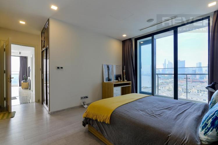 4 Cho thuê căn hộ Vinhomes Golden River 3PN, diện tích 121m2, đầy đủ nội thất, căn góc view đẹp