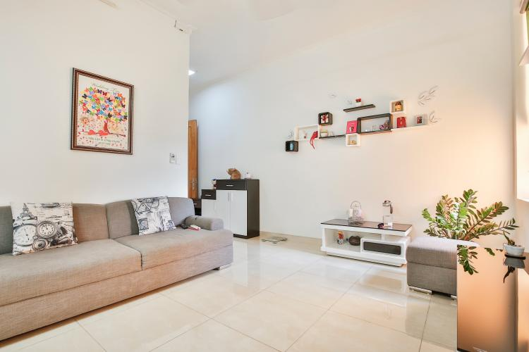 Phòng Khách Căn góc The CBD Premium Home 3 phòng ngủ tầng trung tháp Happy