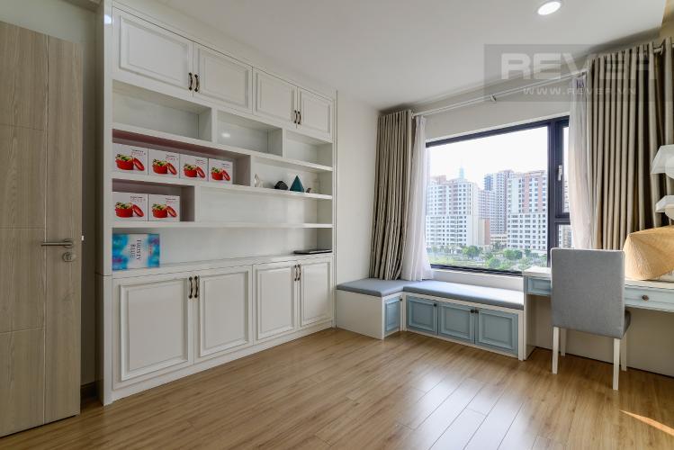 Phòng Ngủ 3 Cho thuê căn hộ New City Thủ Thiêm tầng thấp tháp Babylon, 3PN 2WC, đầy đủ nội thất, view cây xanh mát mẻ