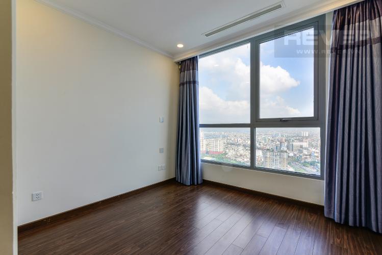 Phòng Ngủ 3 Bán căn hộ Vinhomes Central Park 3PN tầng cao tháp Landmark 6, không gian sống yên tĩnh, mát mẻ