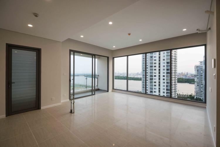 Cho thuê căn hộ Diamond Island - Đảo Kim Cương 3PN tầng thấp tháp Canary, view sông và view tiện ích nội khu