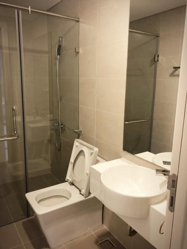 4b78ba48f8041e5a4715 Bán căn hộ Masteri Millennium 2PN, block B, đầy đủ nội thất, view hồ bơi và Bitexco