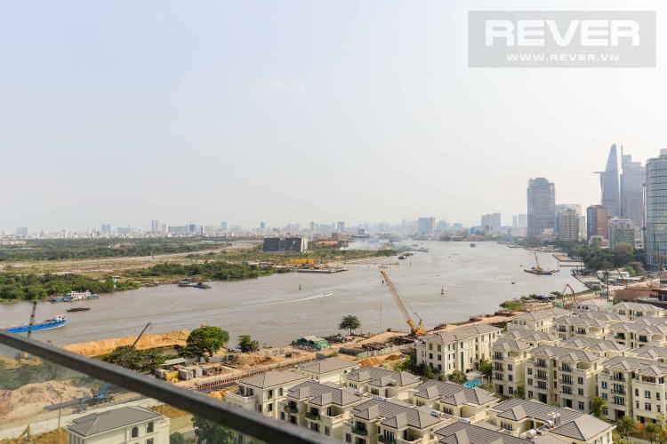 View Bán căn hộ Vinhomes Golden River 74m2 2PN 2WC, nội thất cơ bản, view sông