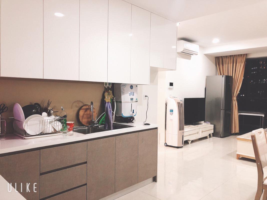 8836b9a1f112164c4f03 Bán căn hộ Masteri Millennium 2PN, block A, diện tích 60m2, đầy đủ nội thất, view Bitexco
