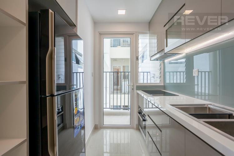 Nhà Bếp Căn hộ Vista Verde 1 phòng ngủ tầng cao T2 nội thất đầy đủ