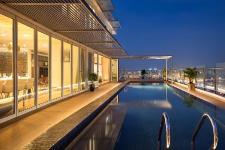 Bí mật bên trong siêu căn hộ Sky Villa Đảo Kim Cương