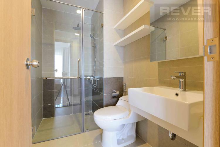 Toilet 1 Cho thuê căn hộ The Sun Avenue 2 phòng ngủ, đầy đủ nội thất, view sông Sài Gòn