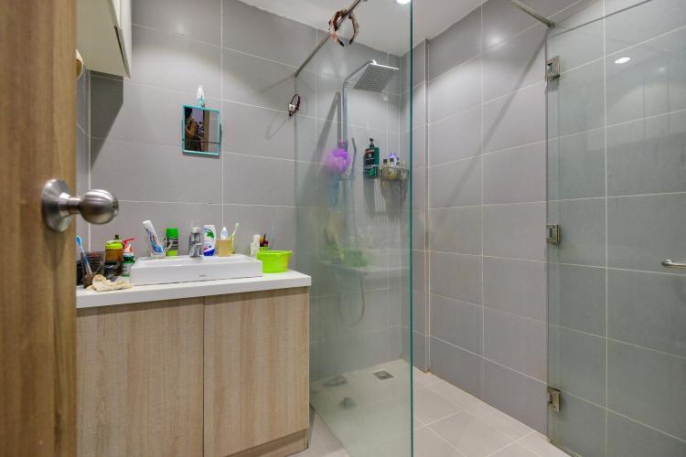Toilet penthouse Chung cư Bộ Công An Cho thuê penthouse Chung cư Bộ Công An 3PN, diện tích nhà 160m2, diện tích sân vườn 200m2, đầy đủ nội thất