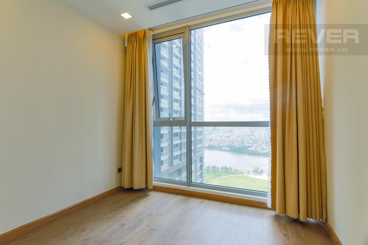 Phòng Ngủ 2 Căn hộ Vinhomes Central Park tầng cao hướng Đông Park 6