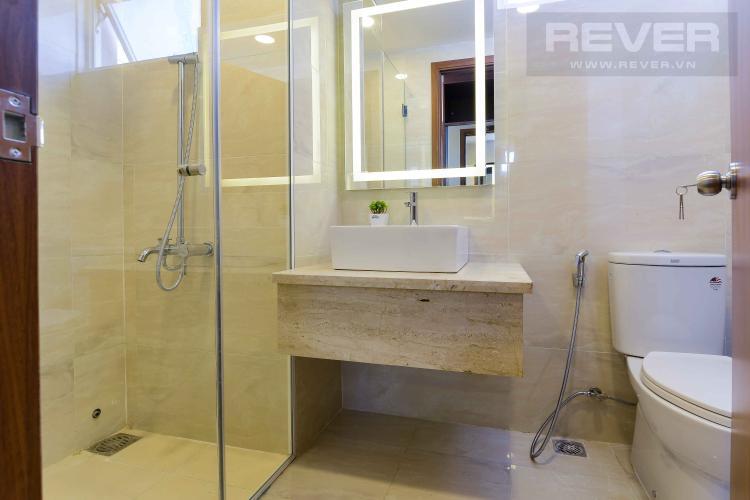 Toilet 2 Bán căn Duplex Vista Verde 2PN, đầy đủ nội thất