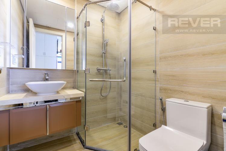 Phòng Tắm 1 Bán và cho thuê căn hộ Vinhomes Golden River tầng cao, 3PN, đầy đủ nội thất, view đẹp