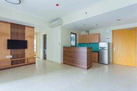 Căn hộ Masteri Thảo Điền 2 phòng ngủ, tầng cao T4, chưa nội thất