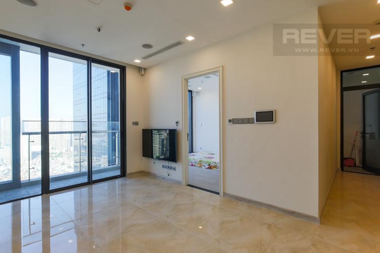 Phòng Khách Bán căn hộ Vinhomes Golden River tầng cao, 2PN, view đẹp