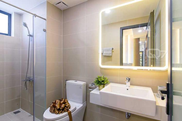 WC căn hộ mẫu Q7 Boulevard Bán căn hộ Q7 Boulevard 2 phòng ngủ tầng cao diện tích 69m2, căn hộ chưa bàn giao