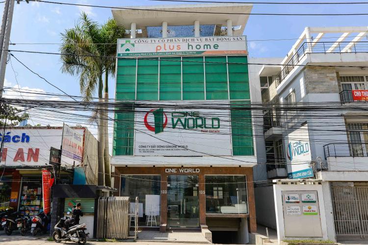 Mặt Tiền Tòa nhà văn phòng cho thuê 1 trệt 3 lầu mặt tiền đường Lương Định Của, Quận 2