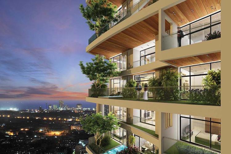Serenity Sky Villas