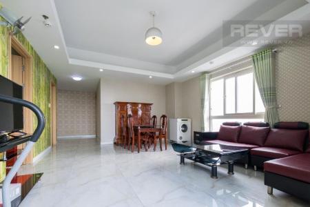 Cho thuê căn hộ 2 phòng ngủ Homyland 2, diện tích sàn 70m2, đầy đủ nội thất, view thoáng