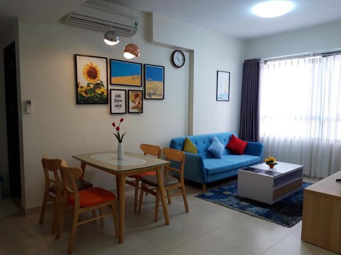 PHÒNG KHÁCH căn hộ Masteri Thảo Điền Căn hộ tầng 22 Masteri Thảo Điền, nội thất đầy đủ