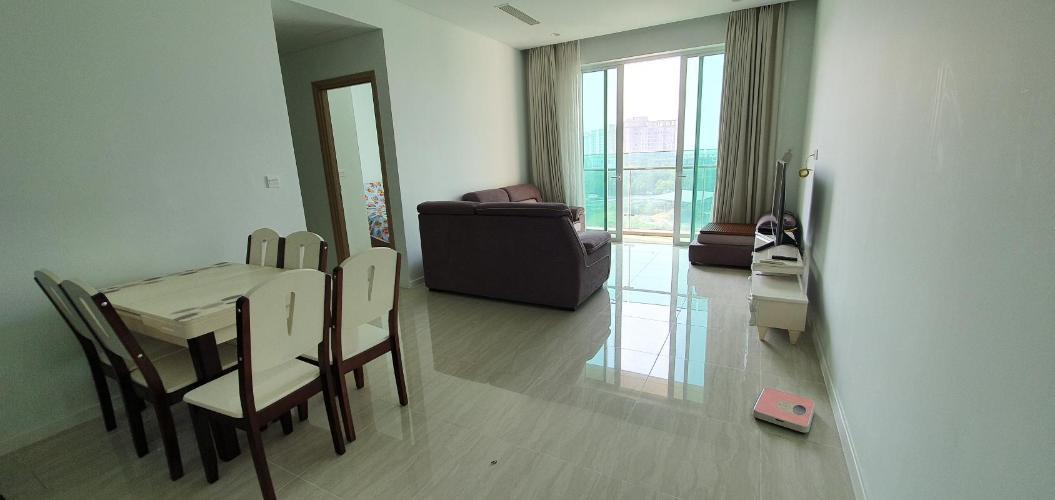 Căn hộ Sadora Apartment tầng thấp, view nội khu thoáng mát.