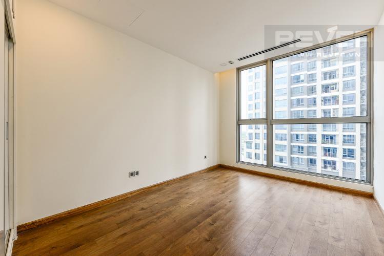 Phòng ngủ 2 Bán căn hộ Vinhomes Central Park 3 phòng ngủ tầng cao view sông tháp Park 1 mới 100%