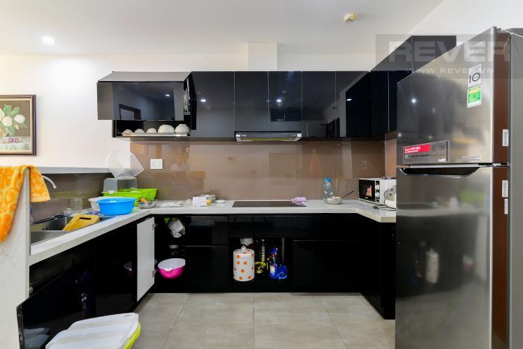 Bếp Cho thuê căn hộ The Gold View 2PN, tầng trung tháp A, đầy đủ nội thất, hướng Tây Nam