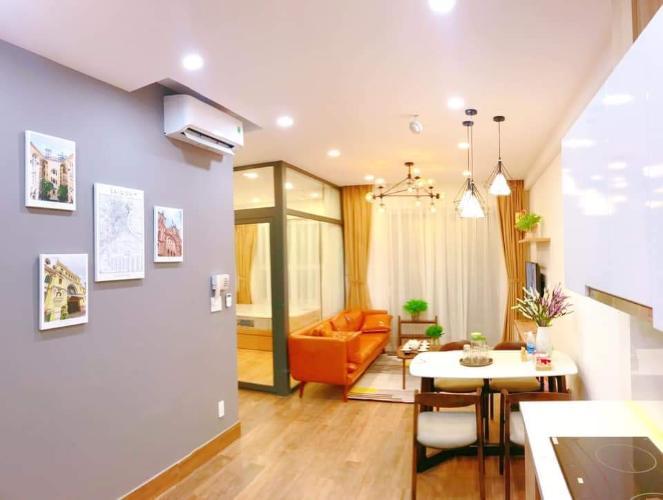 Cho thuê căn hộ tầng cao Sunrise Riverside, view cao ốc sầm uất, đầy đủ nội thất, dọn vào ở ngay.