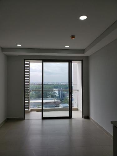 Phòng khách River Panorama Căn hộ tầng thấp River Panorama view nội khu.