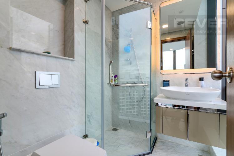 Phòng Tắm 2 Bán căn hộ Vinhomes Central Park 3PN, tầng cao, đầy đủ nội thất, thuộc tháp Landmark 81