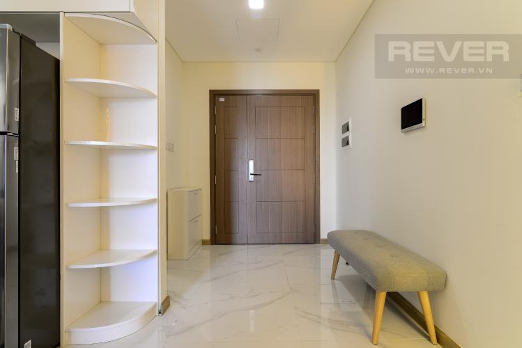 Trang Trí Cho thuê căn hộ Vinhomes Central Park 48m2, nội thất hạng sang, view thành phố
