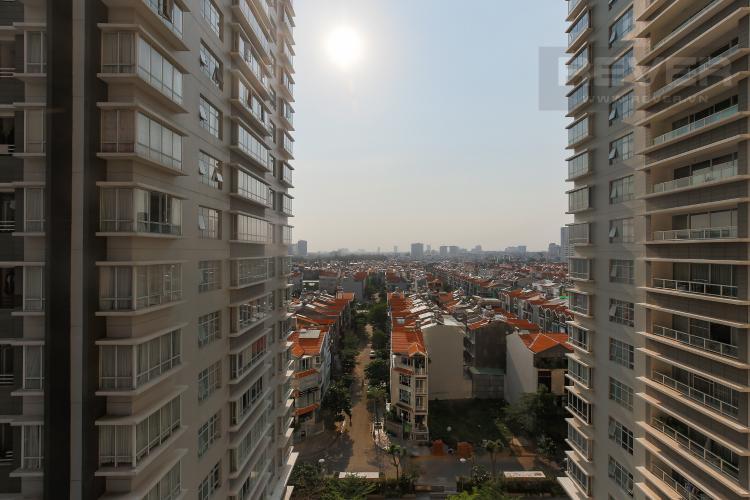 View Căn hộ Sunrise City 2 phòng ngủ tầng thấp V5 đầy đủ tiện nghi