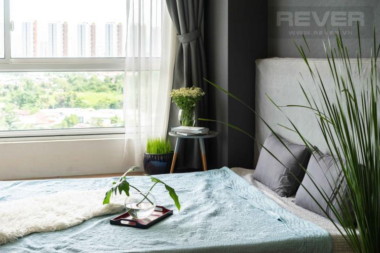 Phòng Ngủ Bán hoặc cho thuê căn hộ Lexington Residence 1PN, diện tích 48m2, đầy đủ nội thất