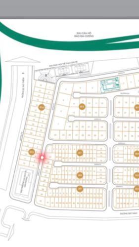 Đất nền quận 2 Bán đất nền dự án Saigon Mystery Villas, diện tích đất 180m2