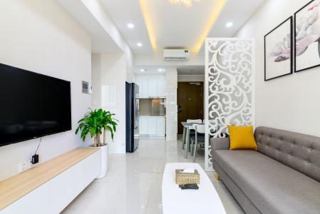 Cho thuê căn hộ Masteri An Phú 2PN, block A, đầy đủ nội thất, view Xa lộ Hà Nội