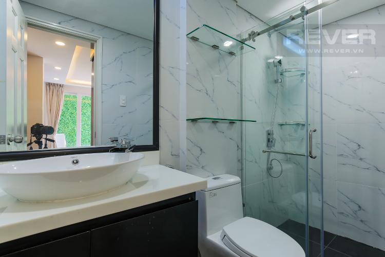 Phòng Tắm 1 Căn hộ dịch vụ 1 phòng ngủ đường Trần Quang Diệu Quận 3