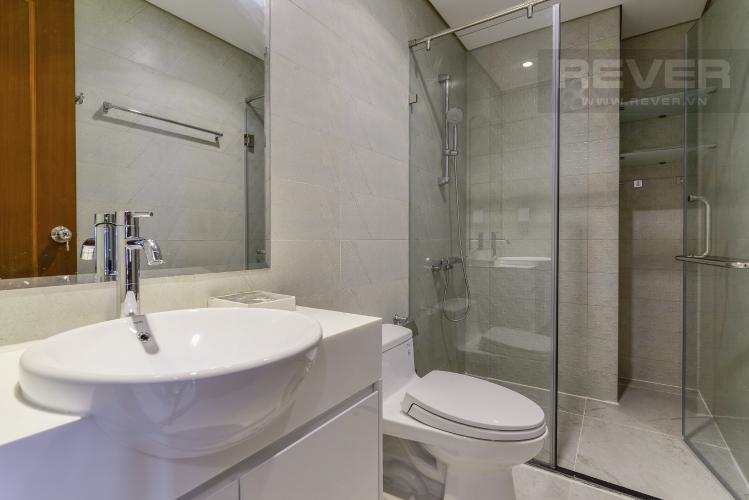 Phòng Tắm Căn hộ Vinhomes Central Park 1 phòng ngủ tầng cao Landmark 1