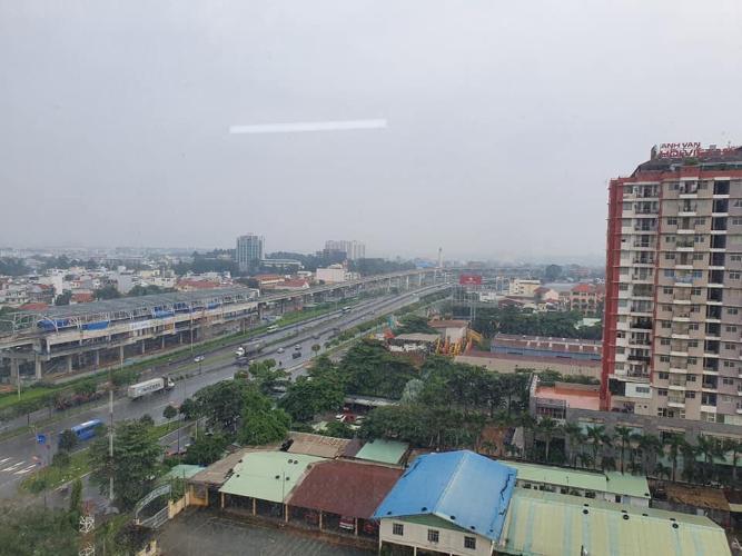 View căn hộ Saigon Gateway Bán căn hộ Saigon Gateway tầng trung, 2 phòng ngủ, diện tích 66m2, nội thất cơ bản