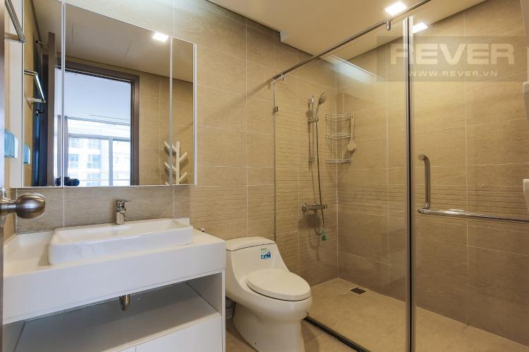 Phòng Tắm 1 Bán căn hộ Vinhomes Central Park tầng trung tháp Park 3, 2PN 2WC, đầy đủ nội thất cao cấp