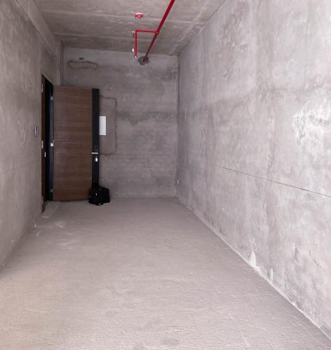 Nhà thô Phú Mỹ Hưng Midtown Shop-house Phú Mỹ Hưng Midtown bàn giao thô, diện tích 61.78m2.